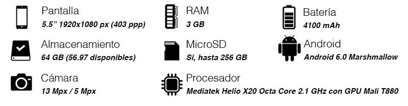 Comprar Xiaomi Redmi Note 4 en Valencia y en España