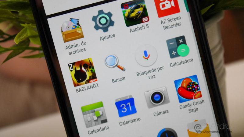 Interfaz y apps: todo bajo control