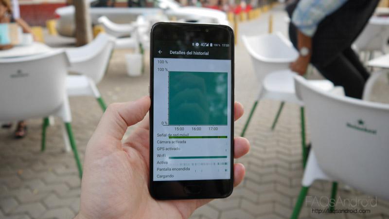 Autonomía: de lo mejor del móvil