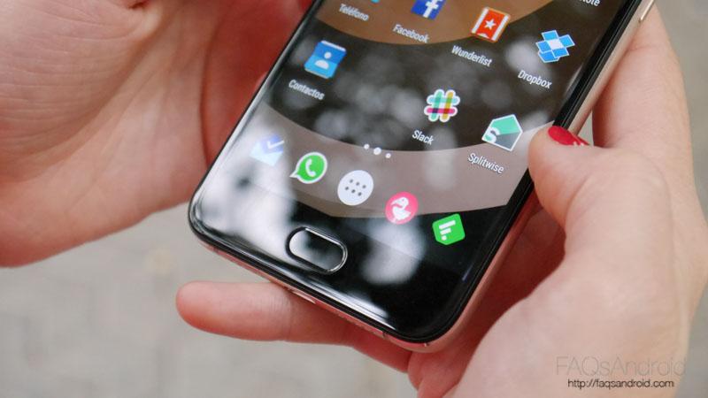 Interfaz y apps: Android puro mejorado en cámara