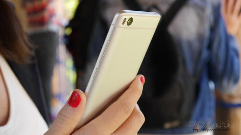 Diseño y construcción: algo diferente en Xiaomi