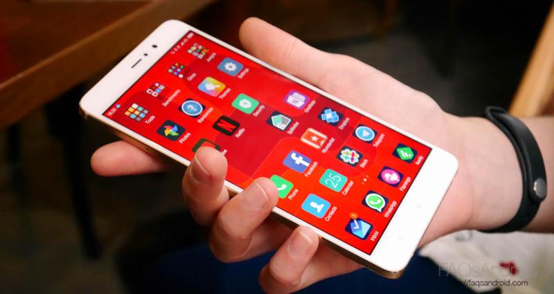 Interfaz y apps: MIUI 8 con Irda
