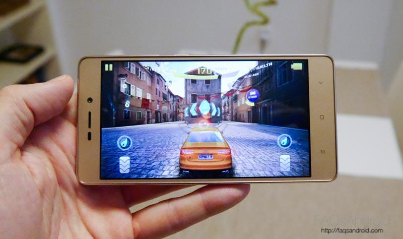 Xiaomi Redmi 3s: análisis en español del gama baja de Xiaomi