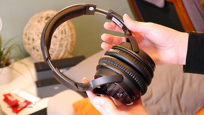 Análisis de los auriculares Mixcder ShareMe para compartir música