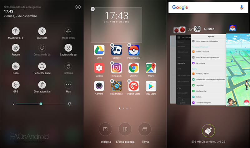 Interfaz y apps: giro radical de Doogee