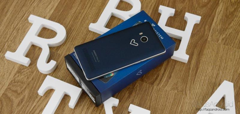 Energy Phone Max 2+: review y análisis en español