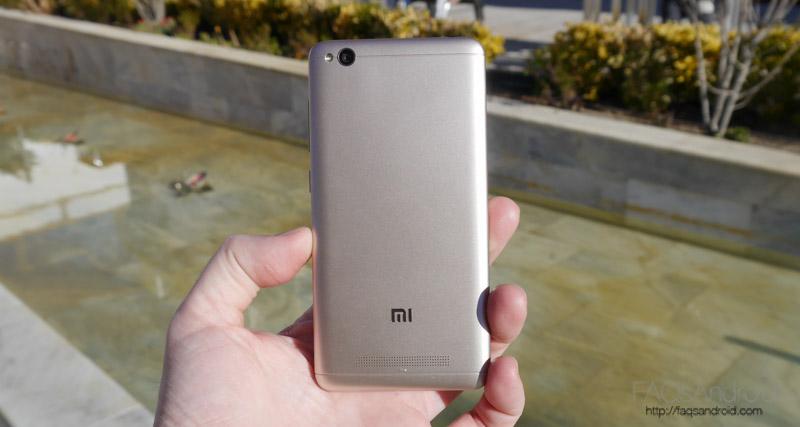 Xiaomi Redmi 4A: análisis del móvil más barato de Xiaomi
