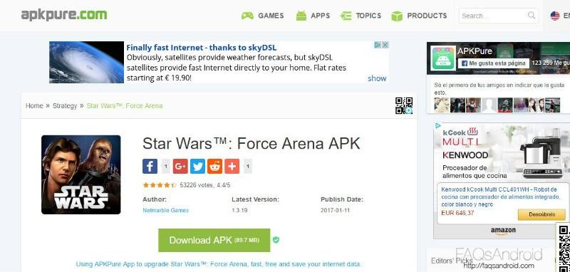 Cómo descargar apps de Google Play en el ordenador