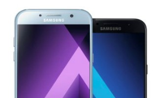 Samsung Galaxy A3 2017 y A5 2017