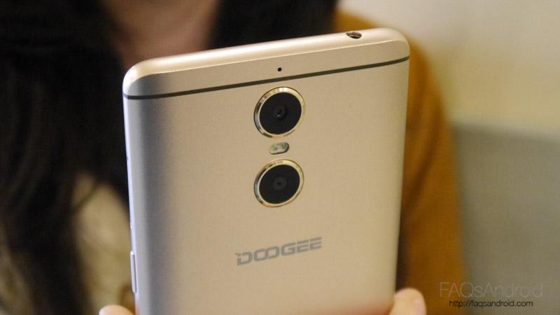 Análisis Doogee Shoot 1: doble cámara en la gama baja