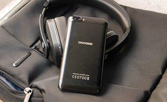 Doogee Shoot 2: móvil más barato con cámara doble y sensor de huellas