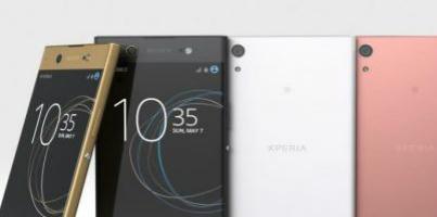 Sony Xperia XA1 y XA1 Ultra