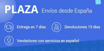AliExpress Plaza: toda la información y detalles del servicio