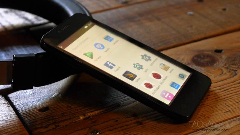 Lenovo A Plus: análisis de un móvil muy barato y sencillo