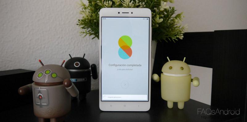 Autonomía: en la mejor línea de Xiaomi