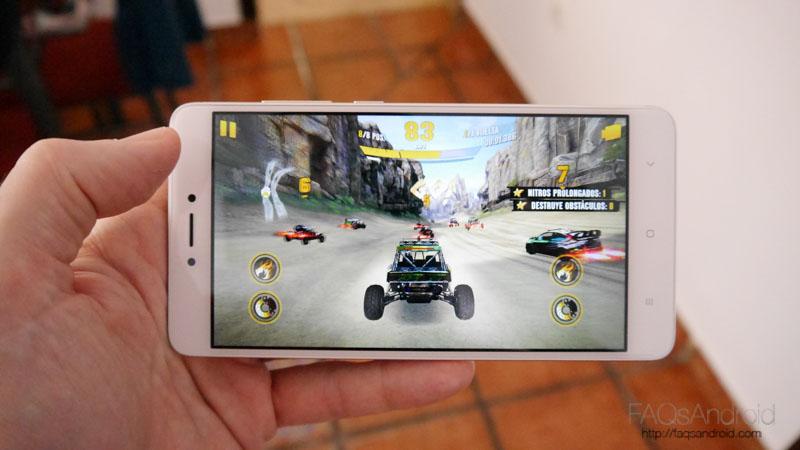 Análisis Xiaomi Redmi 4 Internacional