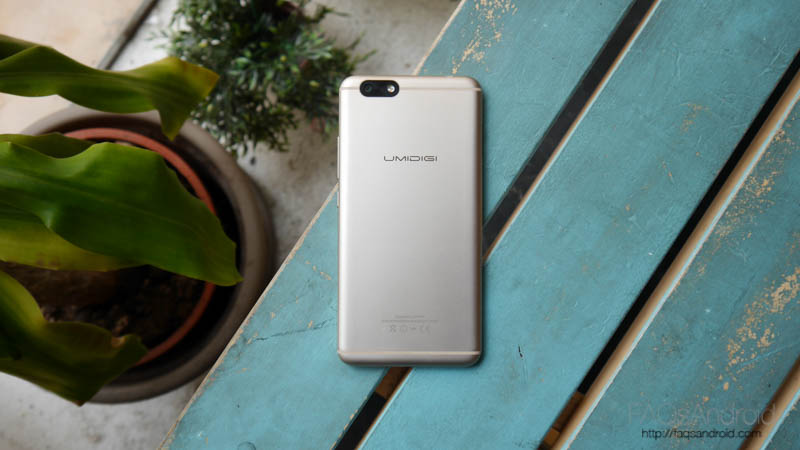 Review UMIDIGI C Note: análisis en vídeo a fondo