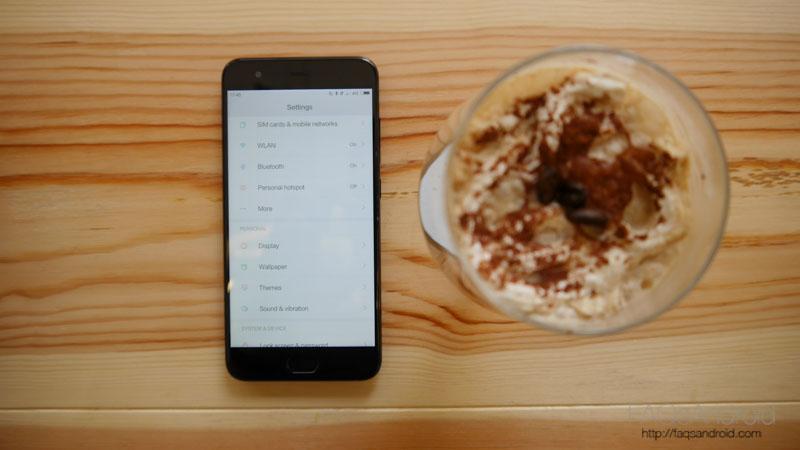 Autonomía: buena para el tamaño del móvil