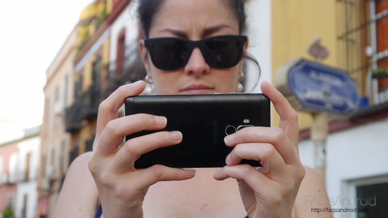 Análisis Bluboo D1: un móvil Android básico en 2017