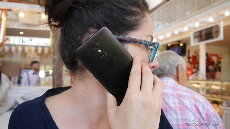 Análisis Energy Phone Pro 3: la doble cámara en un móvil español