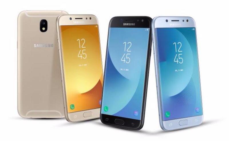 Samsung Galaxy J3 2017, J5 2017 y J7 2017