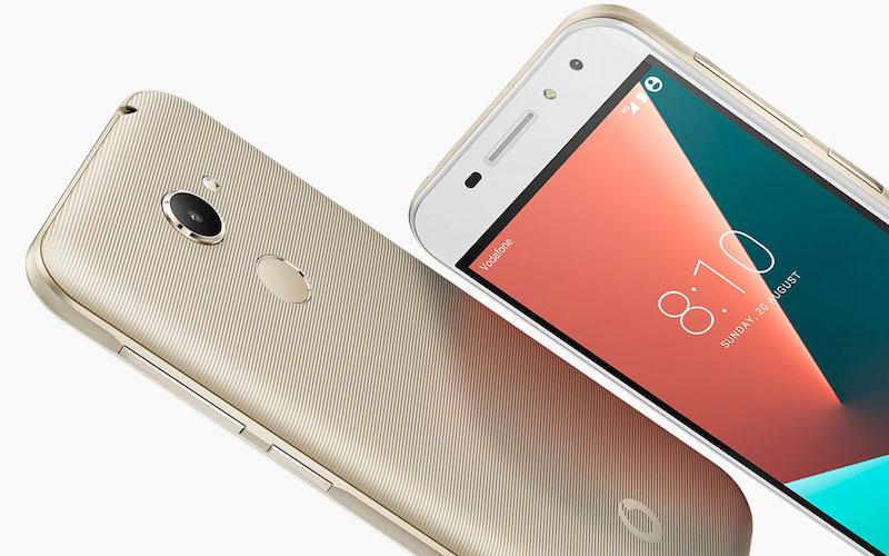 Vodafone Smart V8, Smart N8 y Smart E8