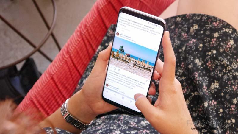 Samsung Galaxy S8 Plus: análisis del móvil Android más elegante