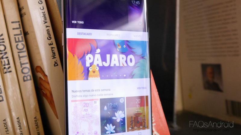 Interfaz y apps: personalizando al máximo