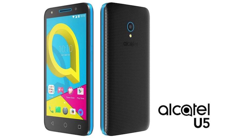 Alcatel U5 4G