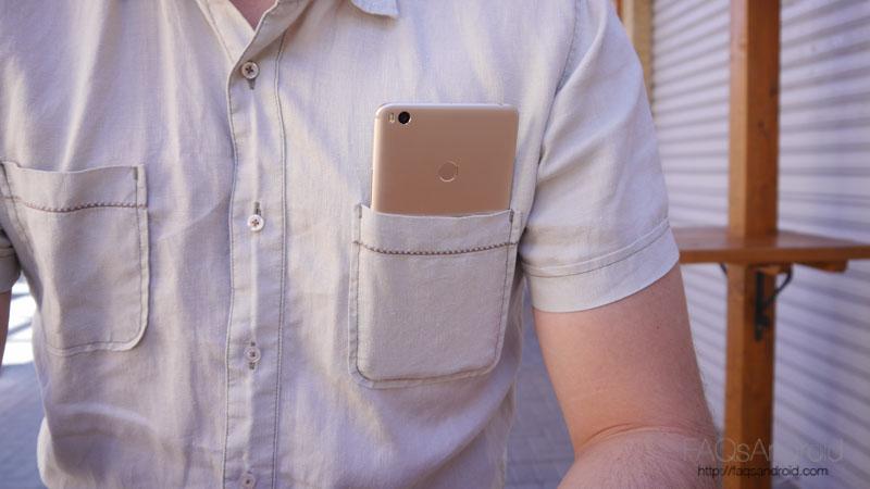 Análisis Xiaomi Mi Max 2: lo enorme se hace grandioso