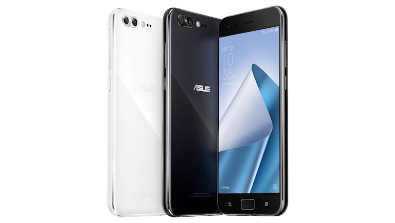 Asus Zenfone 4, Zenfone 4 Pro, Zenfone 4 Selfie y Zenfone 4 Selfie Pro