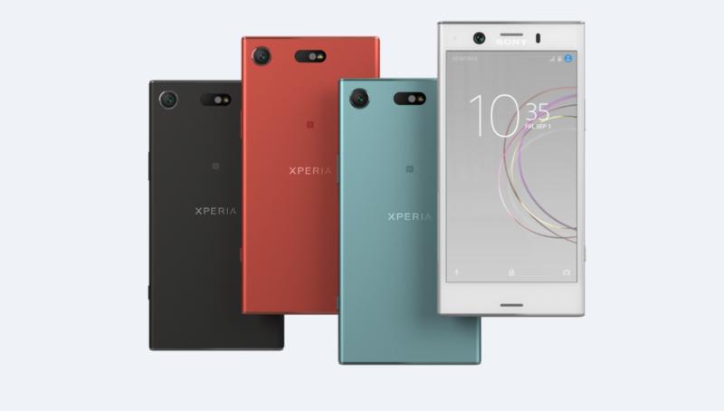 Sony Xperia XZ1 y Xperia XZ1 Compact