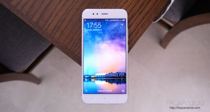 Análisis del Xiaomi Mi 5X: recomendación de compra obligatoria