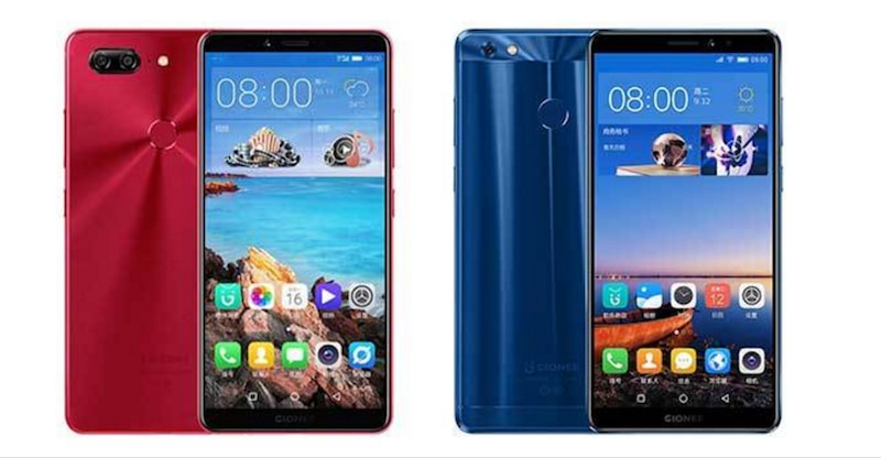 Gionee M7 y Gionee M7 Power