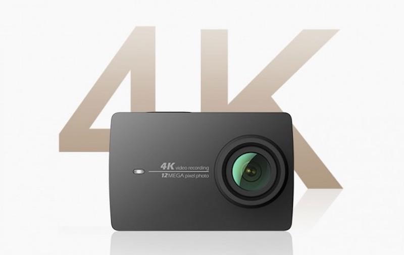 Xiaomi en España: Xiaomi Mi Action Camera 4K
