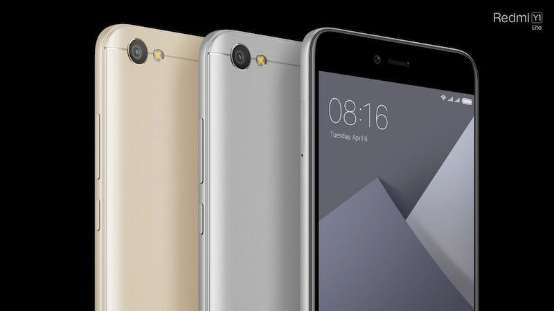 Xiaomi Redmi Y1 y Redmi Y1 Lite