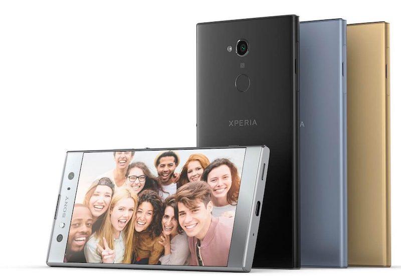 Sony Xperia XA2 y Sony Xperia XA2 Ultra