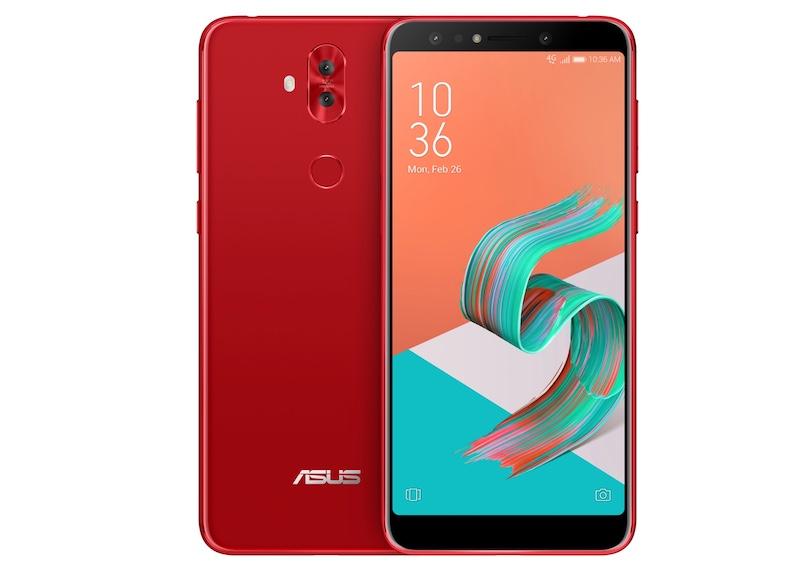 Asus Zenfone 5, Asus Zenfone 5 Lite y Asus Zenfone 5 Z