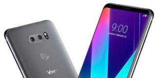 LG V30S ThinQ y LG V30S Plus ThinQ