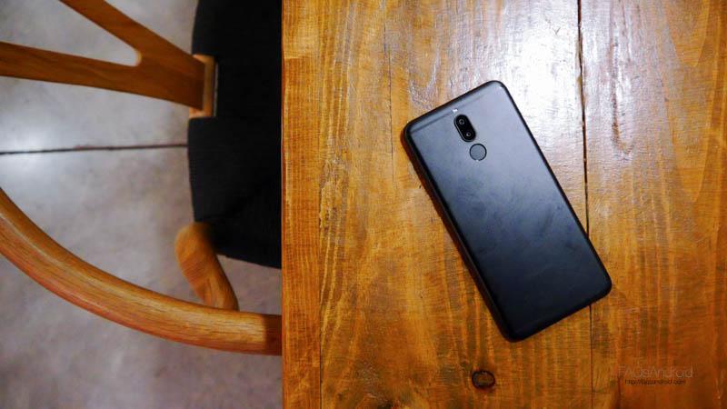 Análisis del Huawei Mate 10 Lite: grandes características y mejor precio