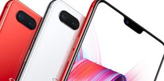 Oppo R15 y Oppo R15 Dream Mirror Edition