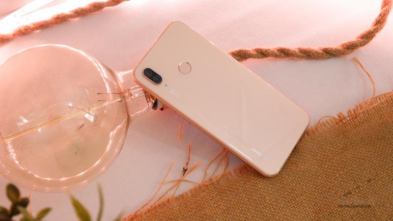Análisis Huawei P20 Lite: elegancia y diseño en la gama media