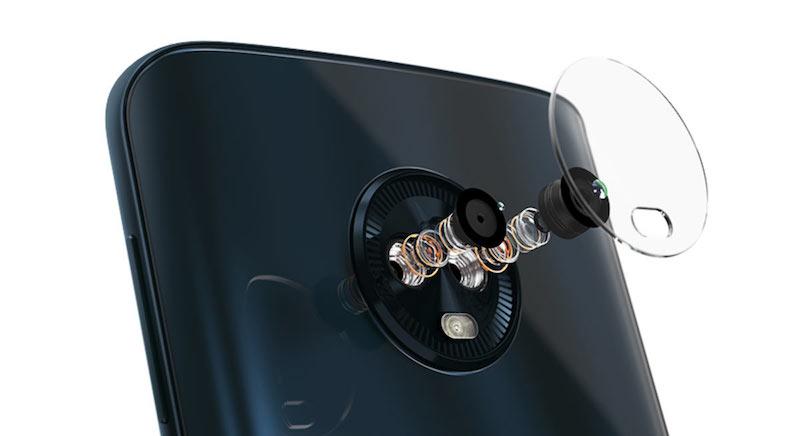Motorola Moto G6, Moto G6 Plus y Moto G6 Play