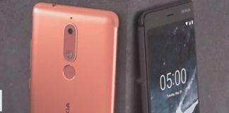 Nokia 5.1 y Nokia 6.1