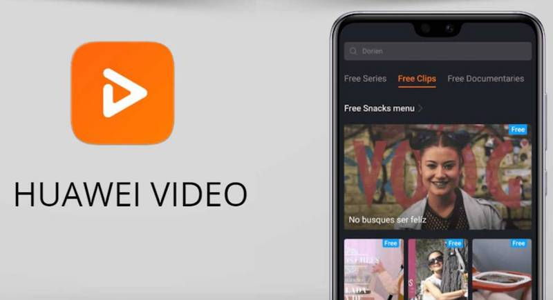 Huawei Video: la alternativa a Netflix para móviles de la marca