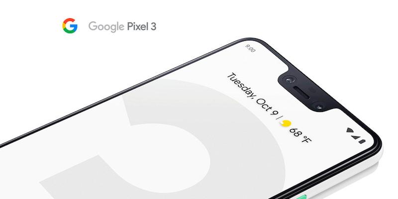 Google Pixel 3 y Google Pixel 3 XL