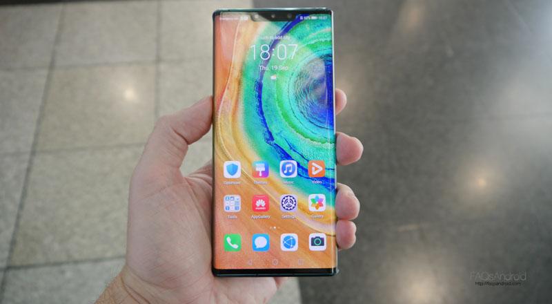 Huawei Mate 30 Pro: primeras impresiones y opinión
